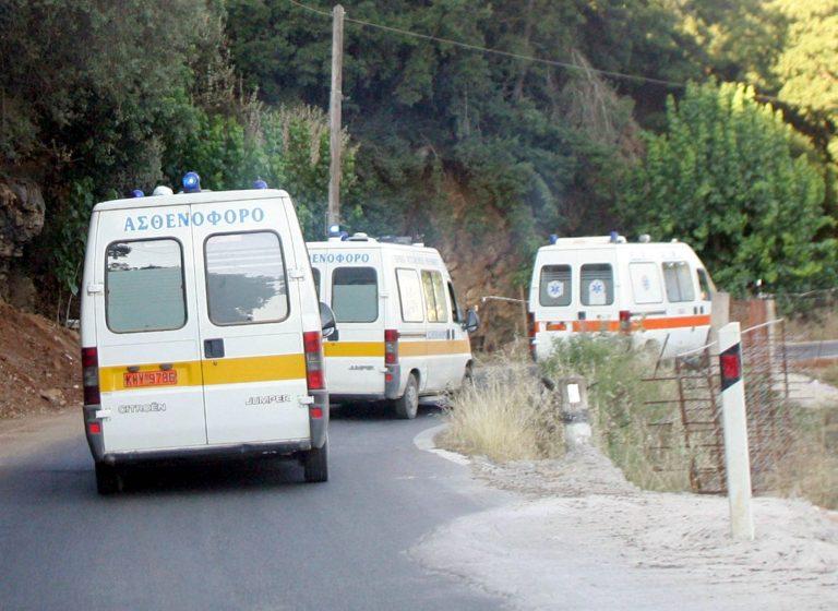 Τέσσερα νέα ασθενοφόρα στην Κρήτη | Newsit.gr