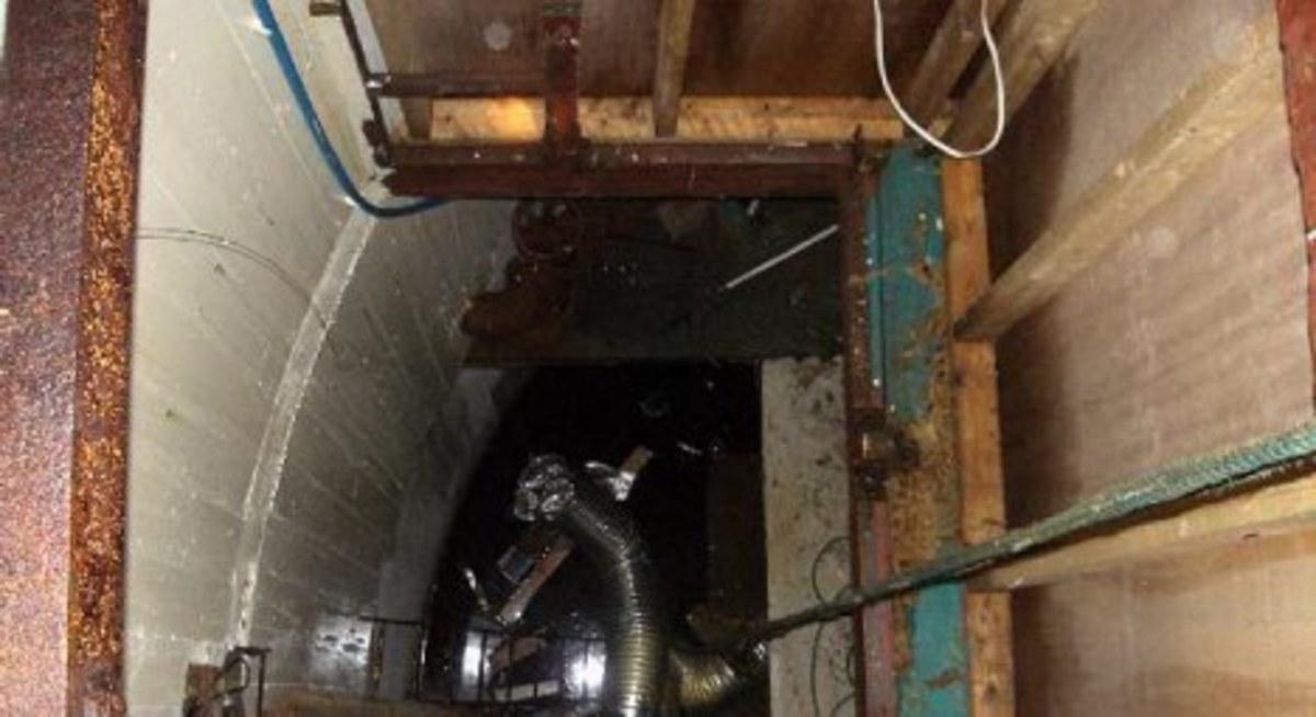 Λαμία: Έπεσε στο φρεάτιο του ασανσέρ και σκοτώθηκε   Newsit.gr