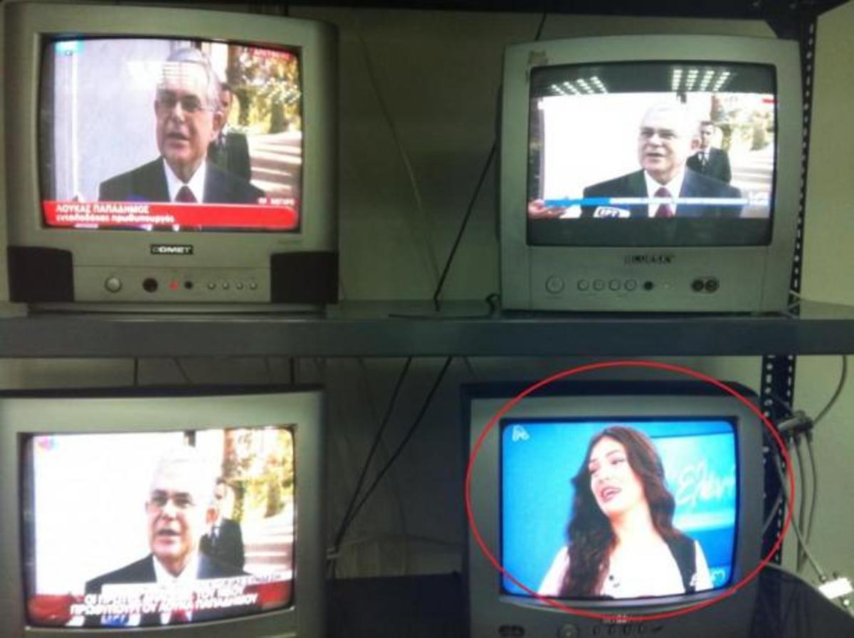 Τι έπαιζε ο ALPHA την ώρα των δηλώσεων του νέου Πρωθυπουργού;   Newsit.gr