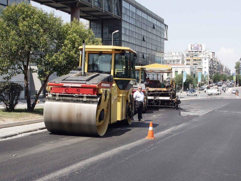 Κυκλοφοριακές ρυθμίσεις στην Αθήνα λόγω ασφαλτόστρωσης | Newsit.gr