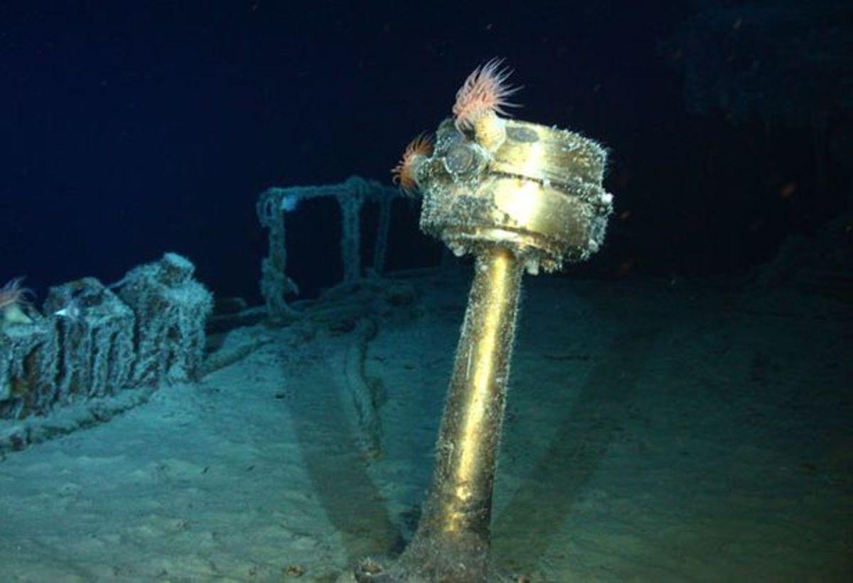 Βρήκαν ναυάγιο με 200 τόνους ασήμι στον Ατλαντικό – Δείτε βίντεο | Newsit.gr
