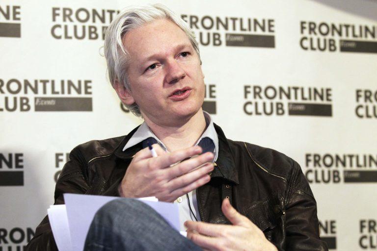 17 Απριλίου η τηλεοπτική πρεμιέρα του ιδρυτή του Wikileaks | Newsit.gr