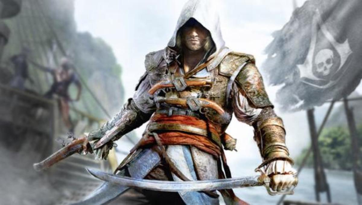 Όλες οι πληροφορίες για το Assassin's Creed IV: Black Flag | Newsit.gr