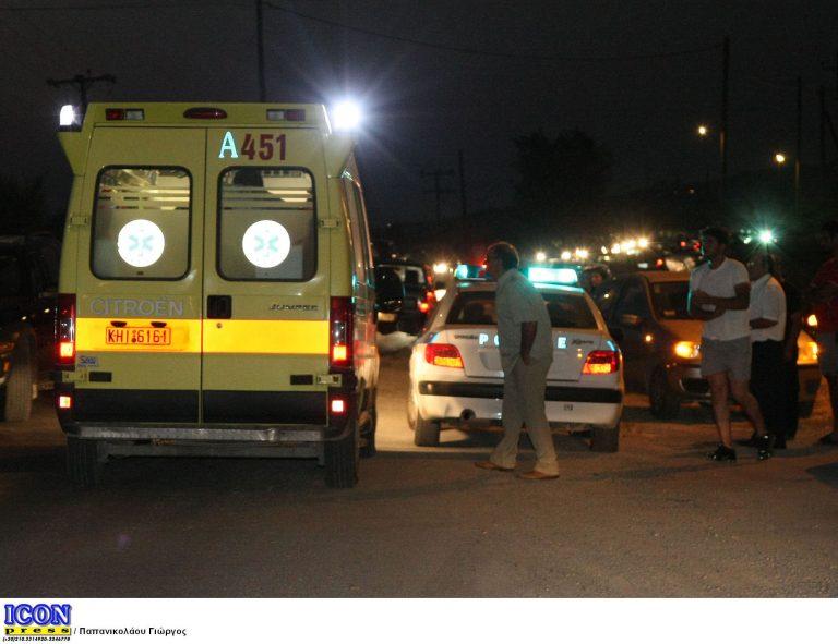 Νεκρός ένας 55χρονος άντρας από πλαγιομετωπική σύγκρουση με διερχόμενο Ι.Χ. | Newsit.gr