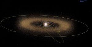 Μεγάλος αστεροειδής και κομήτης μια… «ανάσα» από τη Γη [vid]