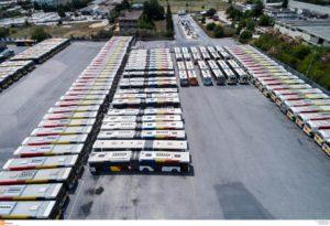 ΟΑΣΘ: Χωρίς λεωφορεία και την Τρίτη η Θεσσαλονίκη – Αύριο αποφασίζουν οι εργαζόμενοι