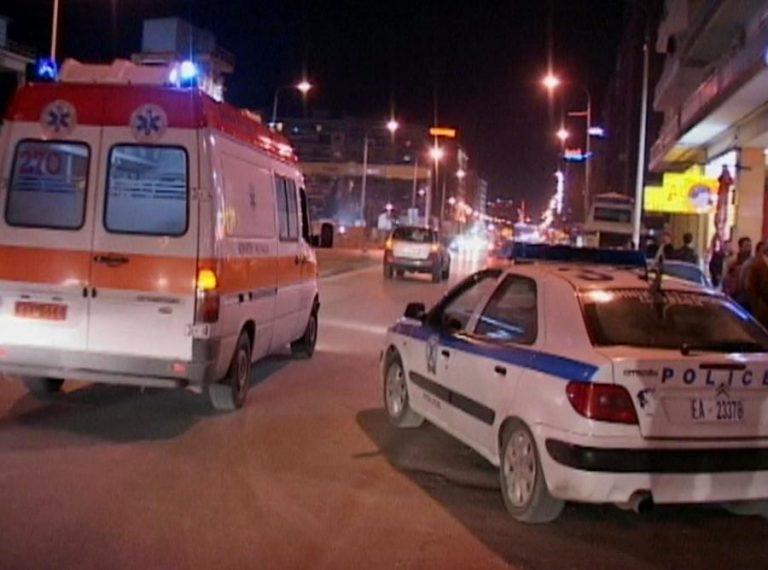Χαλκίδα: Δύο νέοι τραυματίστηκαν σε τροχαίο με μηχανή | Newsit.gr