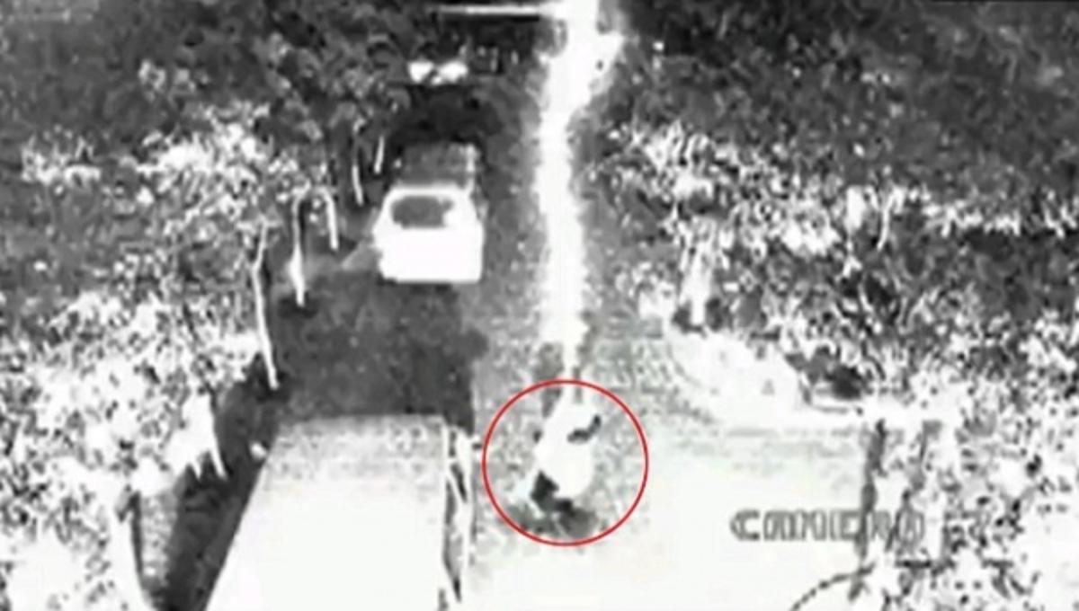 Τον χτύπησε αστροπελέκι στα γεννητικά όργανα – Ποιος είναι ο «κεραυνός Χοσέ» | Newsit.gr