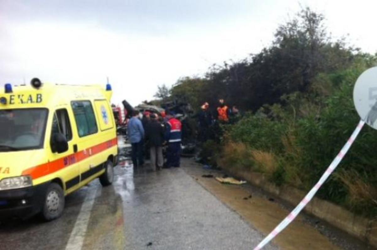 Ηράκλειο: Δε θα φωταγωγηθεί αύριο το δέντρο σε ένδειξη πένθους για το δυστύχημα | Newsit.gr