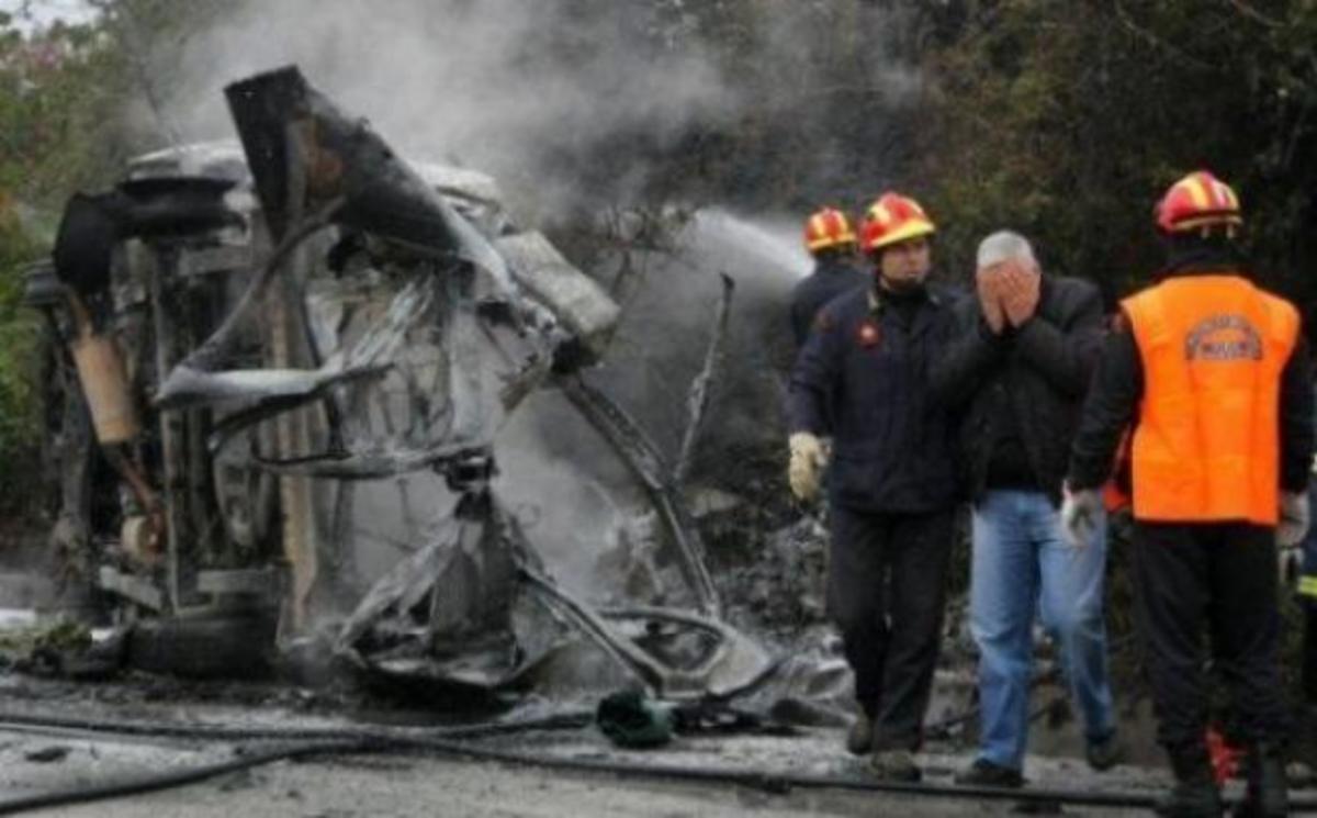 Κρήτη: Η επιστολή του μοναδικού επιζώντα του δυστυχήματος με το ασθενοφόρο | Newsit.gr