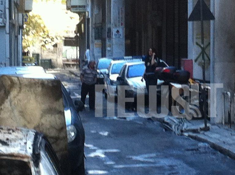 Επίθεση με μολότοφ στο Α.Τ. Ακρόπολης | Newsit.gr