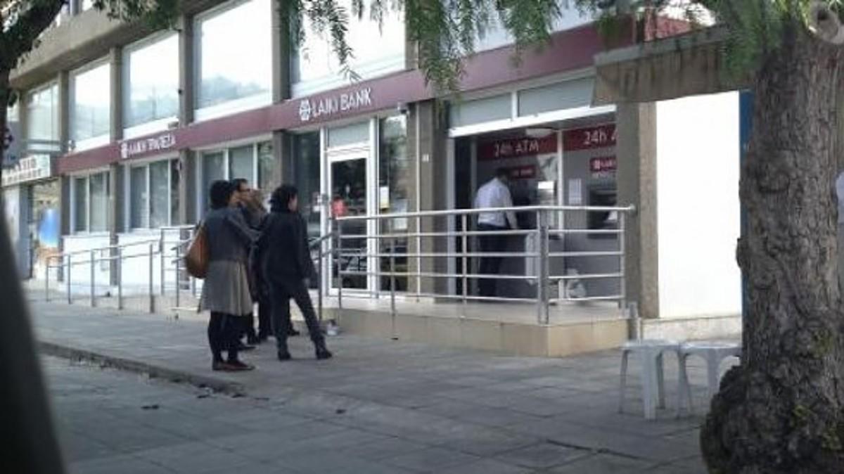 Στέρεψαν τα ΑΤΜ σε όλη τη Κύπρο – Σκέψεις για πλαφόν στις αναλήψεις   Newsit.gr