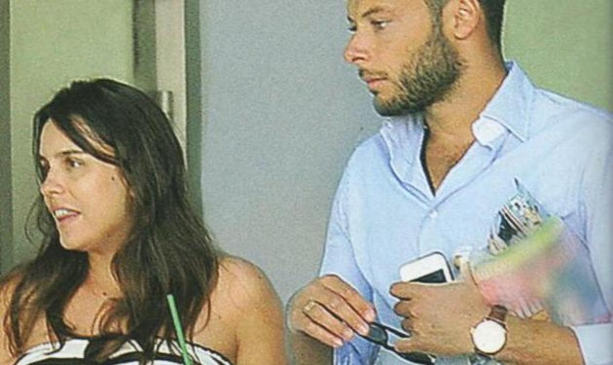 Αλ. Τζόρβας – Χρ. Aτσιδάκου: Περιμένοντας τον γιο τους!   Newsit.gr