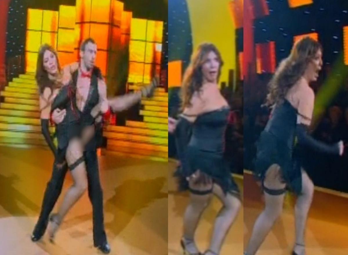 To αποκαλυπτικό ατύχημα της Βάνας Μπάρμπα που την έκανε να χάσει το βήμα της!   Newsit.gr