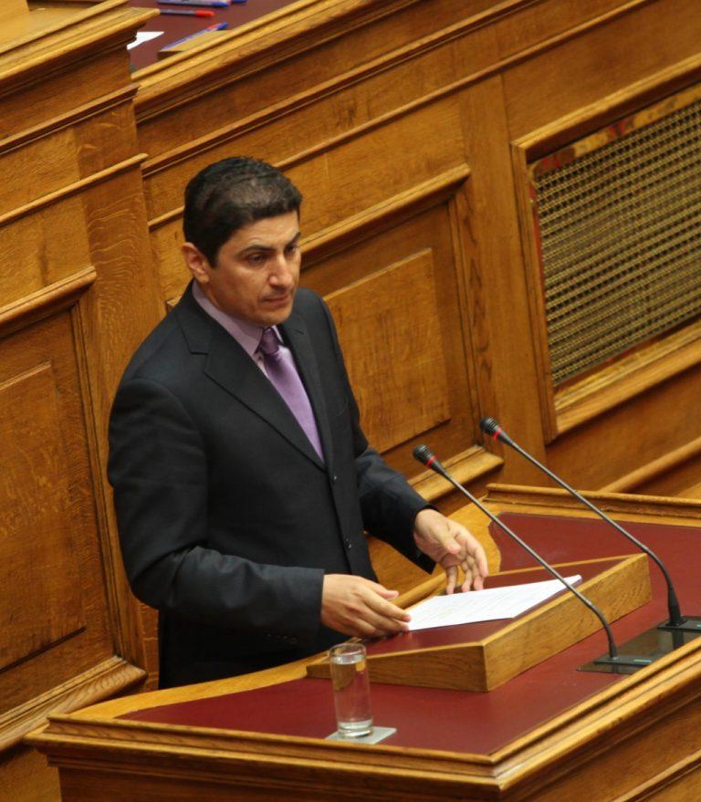Διεγράφη… προληπτικώς ο βουλευτής της ΝΔ Λευτέρης Αυγενάκης | Newsit.gr