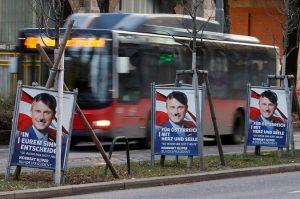 Αύξηση του αριθμού των αδικημάτων με ακροδεξιά κίνητρα το 2016 στην Αυστρία