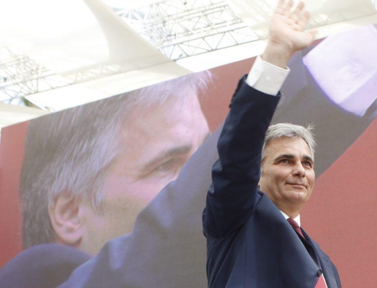 Αυστρία: Επανεξελέγη ο καγκελάριος Φάιμαν | Newsit.gr