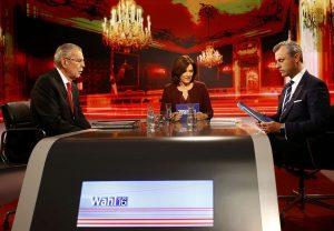 Debate – Αυστρία: «Ήσουν κατάσκοπος» – «Είσαι γελοίος»