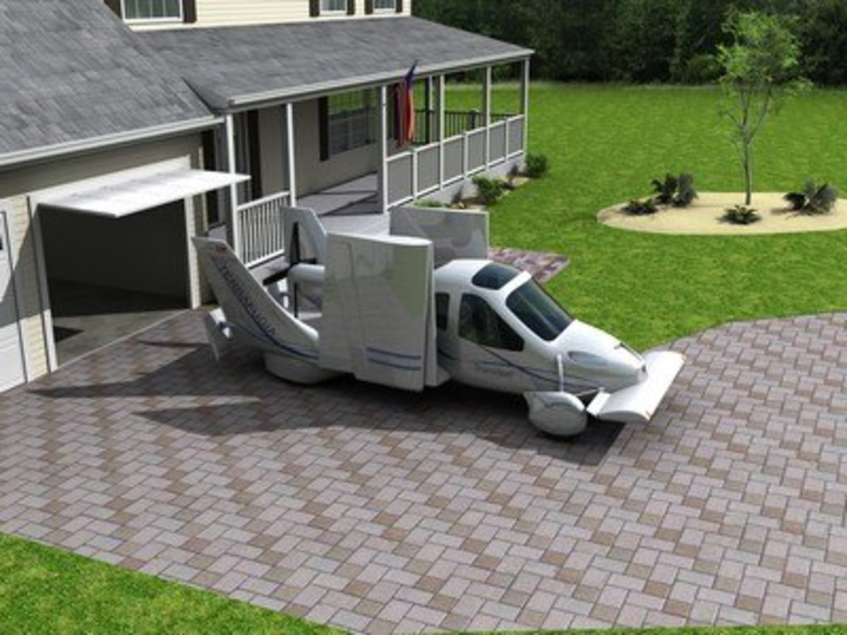 Δείτε,  το πρώτο ιπτάμενο oικολογικό αυτοκίνητο ! | Newsit.gr