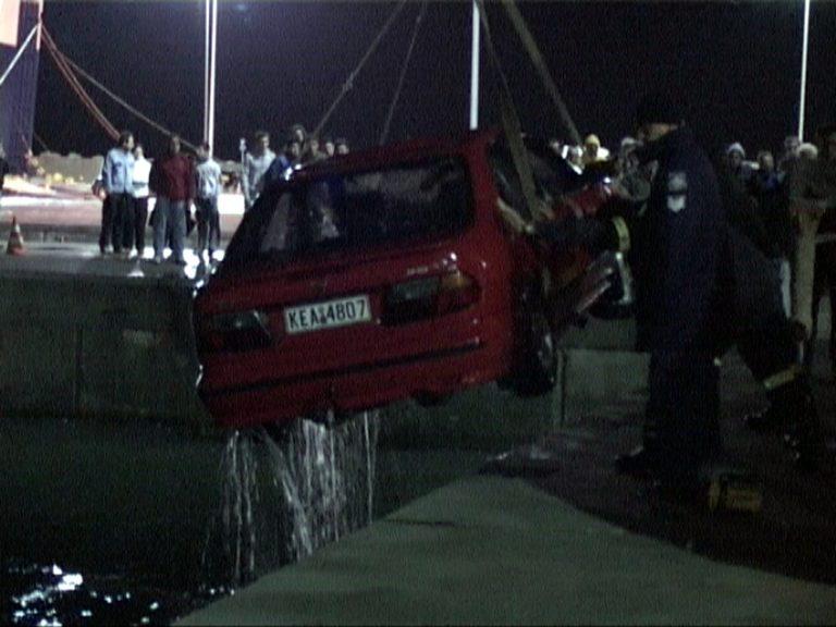 Κάλυμνος: Αυτοκίνητο στη θάλασσα | Newsit.gr