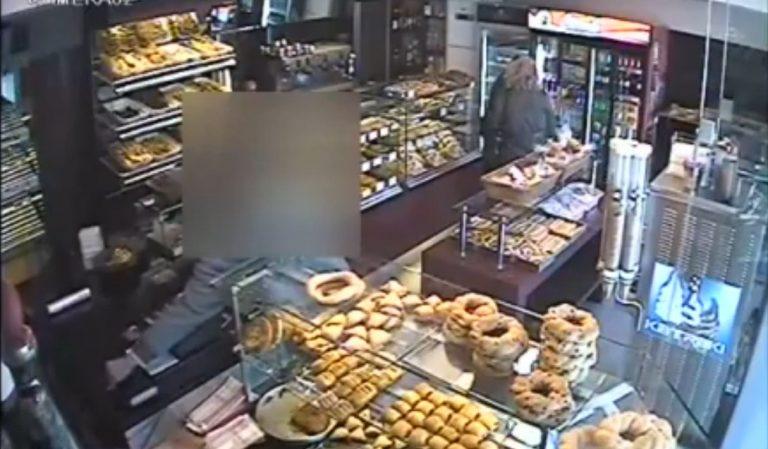 Πάτρα: Μακρυχέρης και σκεπτόμενος – Κλοπή φούρνου στην κάμερα!   Newsit.gr