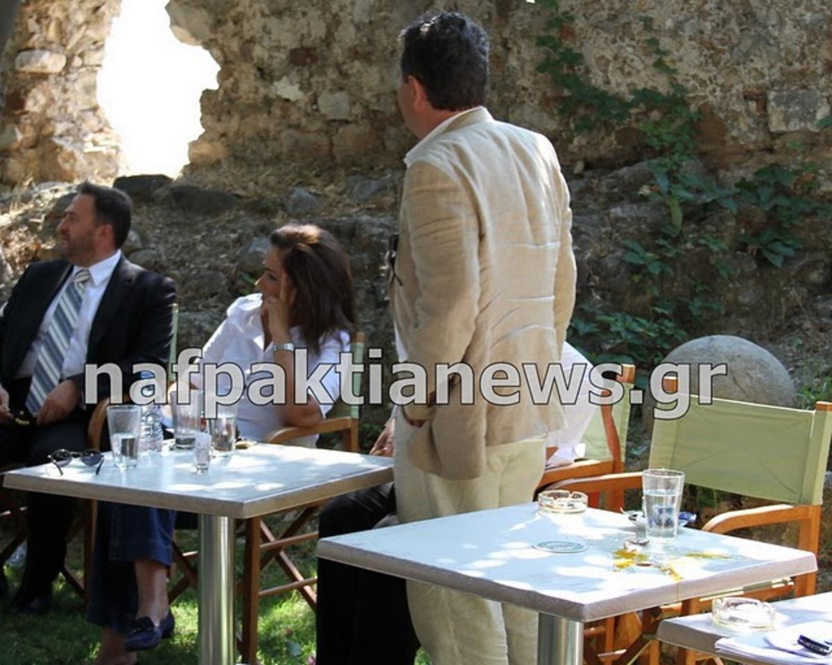 Πέταξαν αυγό στη Ντόρα Μπακογιάννη! – ΦΩΤΟ | Newsit.gr