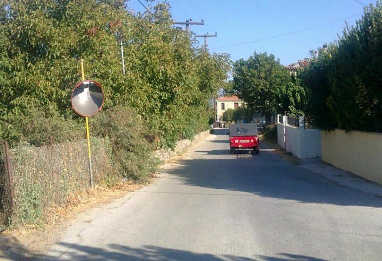 Εύβοια: Πολίτης πλήρωσε απ' την τσέπη του για τον δρόμο των τροχαίων – ΦΩΤΟ | Newsit.gr