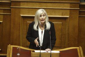 Με κιτρινόμαυρα η Αυλωνίτου ψήφισε τροπολογία για το γήπεδο της ΑΕΚ και αποθεώθηκε