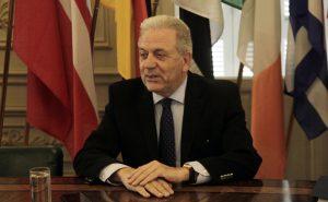 Υπουργός Εσωτ. Ασφάλειας ΗΠΑ σε Αβραμόπουλο: Έχει λυθεί το πρόβλημα με τους Ευρωπαίους