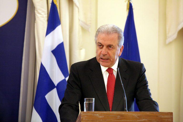 """Αβραμόπουλος: """"Η Ευρώπη πρέπει να δώσει ένα χέρι βοήθειας στην Κύπρο""""   Newsit.gr"""
