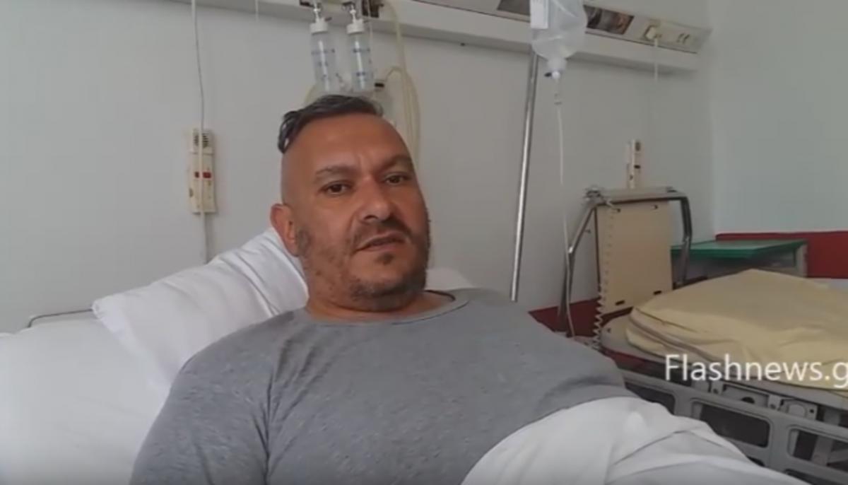 Το απίστευτο παιχνίδι της μοίρας για τον διασώστη που τραυματίστηκε στην πτώση ασανσέρ | Newsit.gr