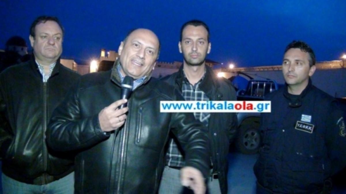 Τρίκαλα: »Παραστρατιωτική οργάνωση πίσω από την αιματηρή απόδραση των φυλακών» – Βίντεο! | Newsit.gr
