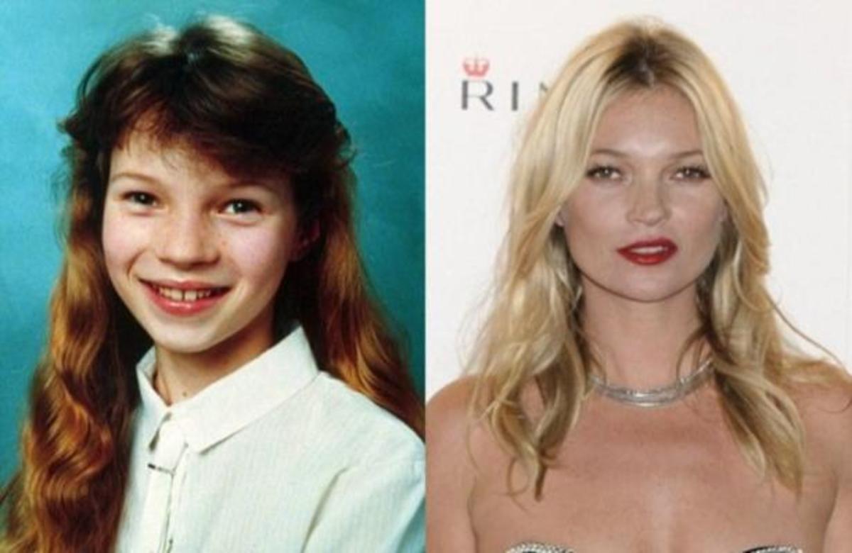 Πώς ήταν στην παιδική τους ηλικία διάσημες celebrity της διεθνούς showbiz; | Newsit.gr