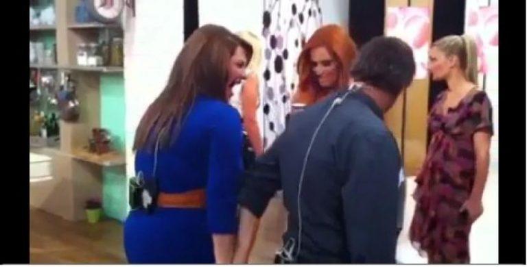 Backstage βίντεο από το «Πρωινό ΑΝΤ1»!   Newsit.gr