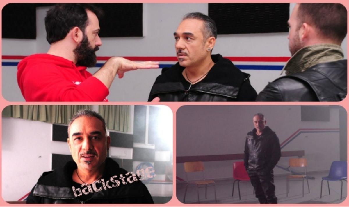 Ν. Σφακιανάκης: Τα backstage της ταινίας μικρού μήκους που ετοιμάζει και οι δηλώσεις για τους gay!   Newsit.gr