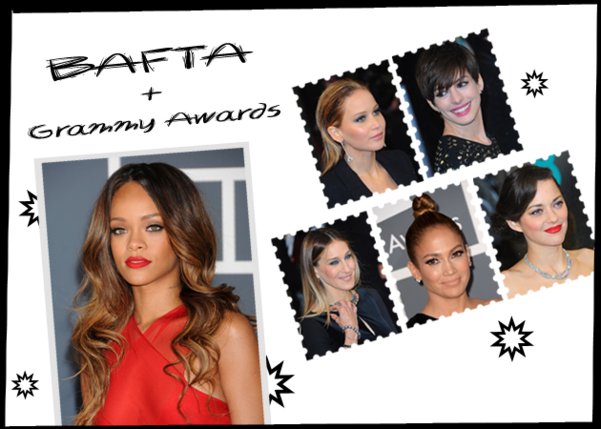 BAFTA VS Grammy: τα beauty looks των stars και η εμφάνιση που έκλεψε την παράσταση! | Newsit.gr