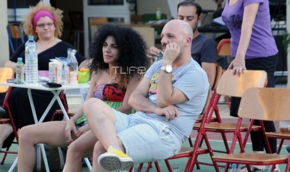 Σολωμού- Μουτσινάς- Οικονομάκου: Αποκλειστικές φωτογραφίες από τις πρόβες της νέας τους παράστασης!   Newsit.gr