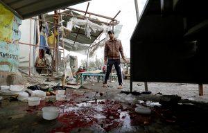 «Λουρτό αίματος» στη Βαδγάτη! 12 νεκροί από βομβιστές αυτοκτονίας