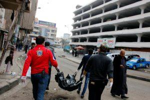 Μακελειό στη Βαγδάτη! Δύο εκρήξεις, τουλάχιστον 21 νεκροί [pics]