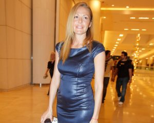 Η Τζένη Μπαλατσινού επιστρέφει στο MEGA