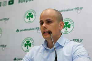 """Μπαλτάκος: """"Καλούμε τον Γιαννακόπουλο να κατέβει στις εκλογές""""! Η απάντηση του Γιαννακόπουλου"""