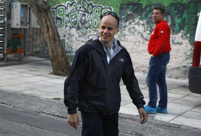 Μπαλτάκος: «Δέχομαι απειλές» | Newsit.gr