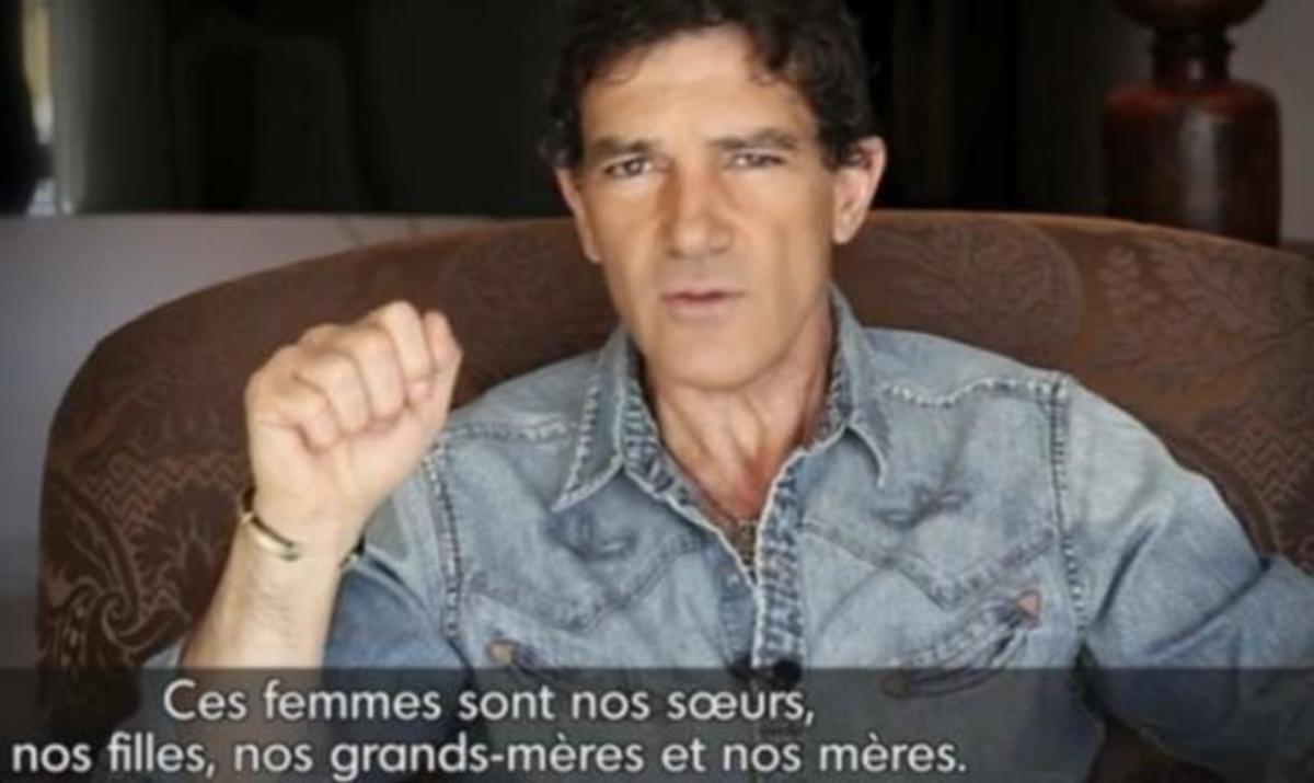 A. Banderas: Το συγκινητικό μήνυμα του για την Ημέρα της Γυναίκας! Video | Newsit.gr