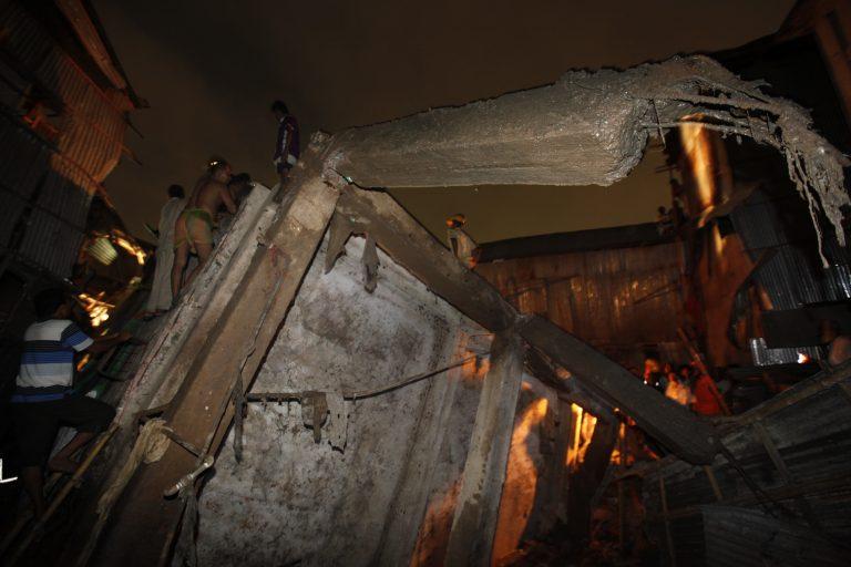 Πυρκαγιά σκορπά το θάνατο στο Μπαγκλαντές | Newsit.gr