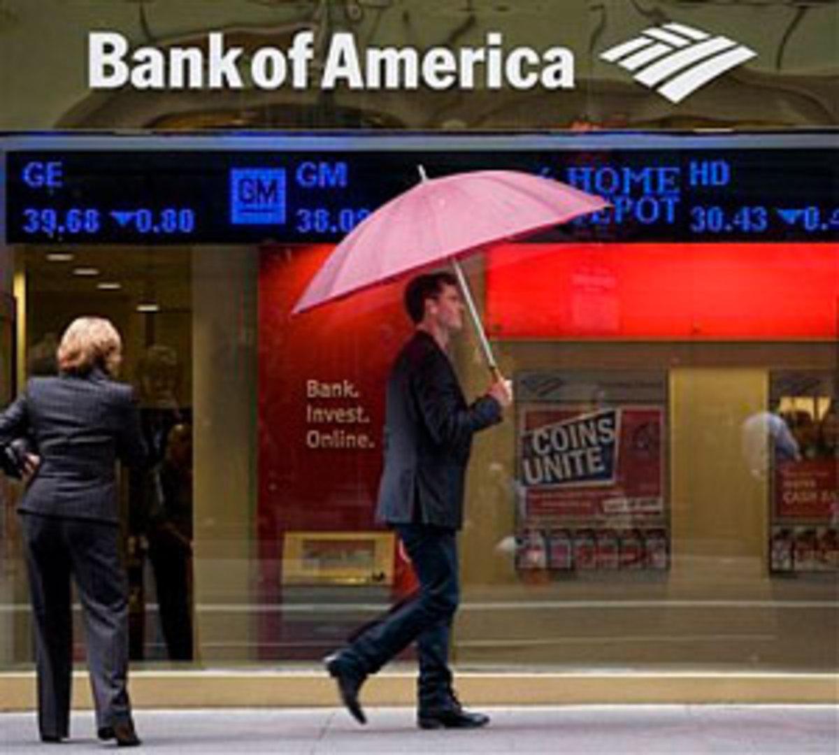 Νέες ζημιές στη Bank of America   Newsit.gr