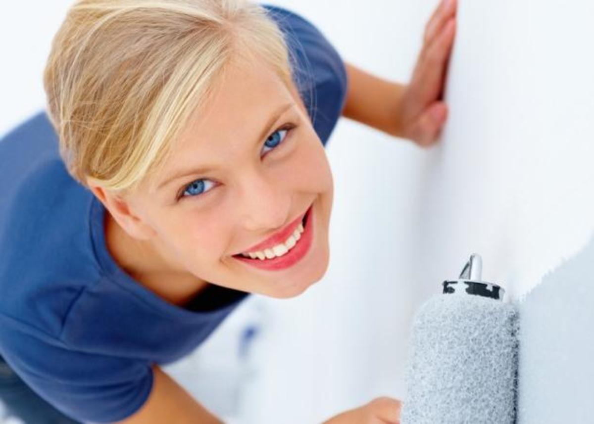 Οδηγίες για ένα επιτυχημένο βάψιμο στο σπίτι! | Newsit.gr