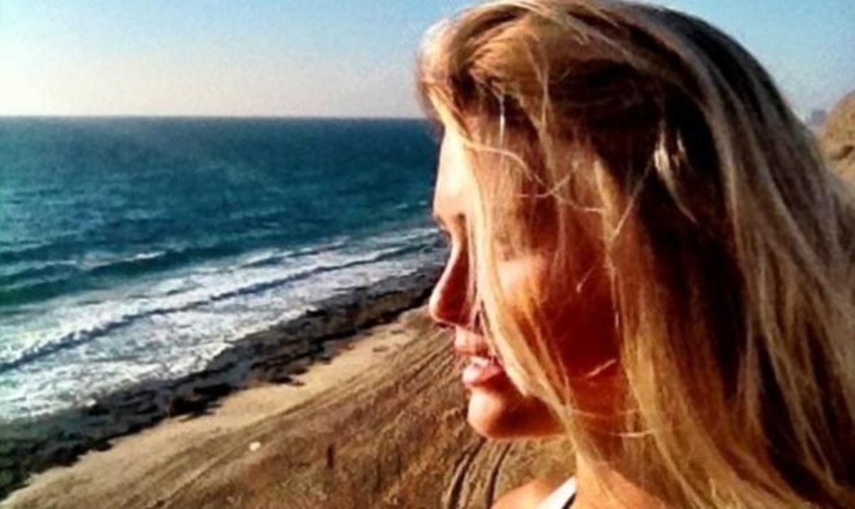B. Rafaeli: Kάνει διακοπές και ανεβάζει φωτογραφίες για να μας κάνει να ζηλέψουμε! | Newsit.gr