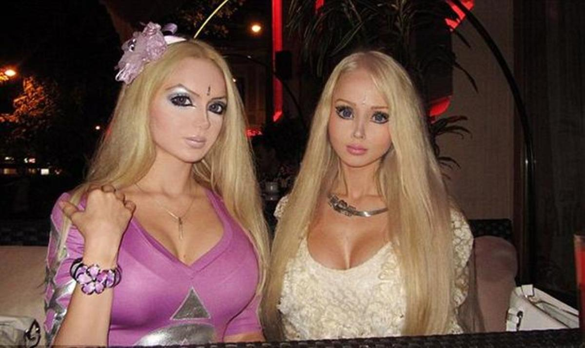 Το κορίτσι που μεταμορφώθηκε σε αληθινή Barbie, βρήκε την… δίδυμη αδελφή της! | Newsit.gr