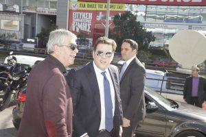 Εκλογές ΝΔ: Παραιτήθηκε ο Μιλτιάδης Βαρβιτσιώτης για να αναβαθμιστεί