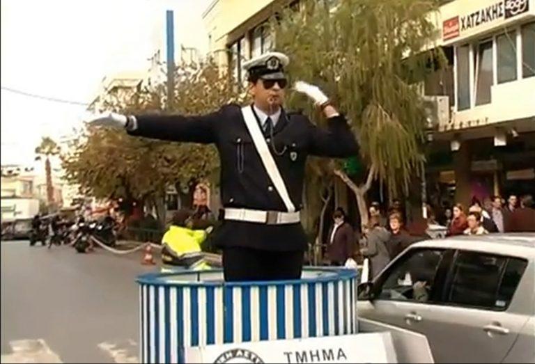 Ηράκλειο:Το έθιμο που έβαλε τον τροχονόμο στην »βαρέλα» – Βίντεο! | Newsit.gr